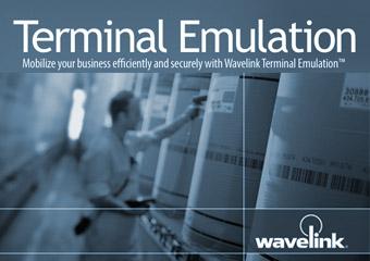 Terminal Emulation für die Logistik